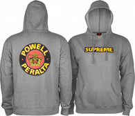 Powell Peralta Supreme Pullover Hooded Sweatshirt