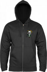 Powell Peralta Mike McGill Skull Snake Zip Hooded Sweatshirt