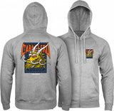 Powell Peralta Steve Caballero Street Dragon Zip Hooded Sweatshirt