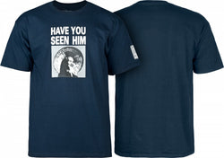 Powell Peralta Animal Chin Have You Seen Him? T-Shirt