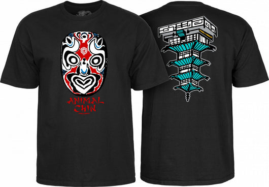 Powell Peralta Chin Mask T-shirt