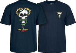 T-shirts Powell Peralta Mike McGill Skull & Snake T-shirt - TheDarkSlide