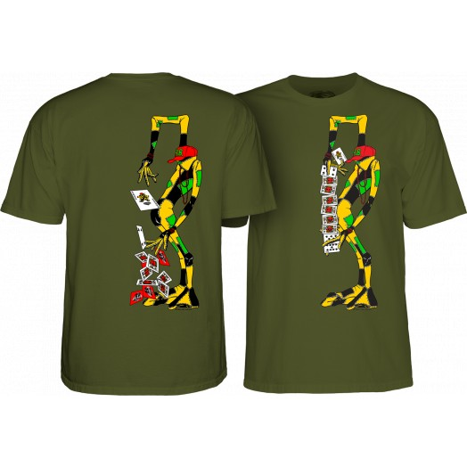 Powell-Peralta Ray Barbee Ragdoll T-Shirt