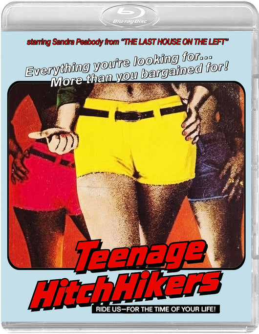 Teenage Hitchhikers BLU-RAY