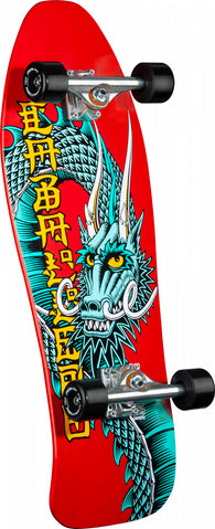 Powell Peralta Steve Caballero Ban This Dragon Red Bones Brigade Complete Skateboard