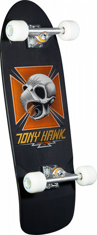 Powell Peralta Tony Hawk Bones Brigade Series 4 Black Complete Skateboard