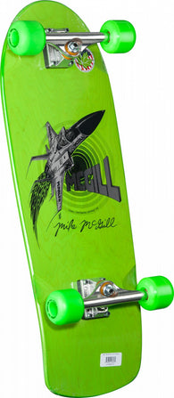 Powell Peralta Mike McGill Bones Brigade Green Jet Fighter Complete Skateboard