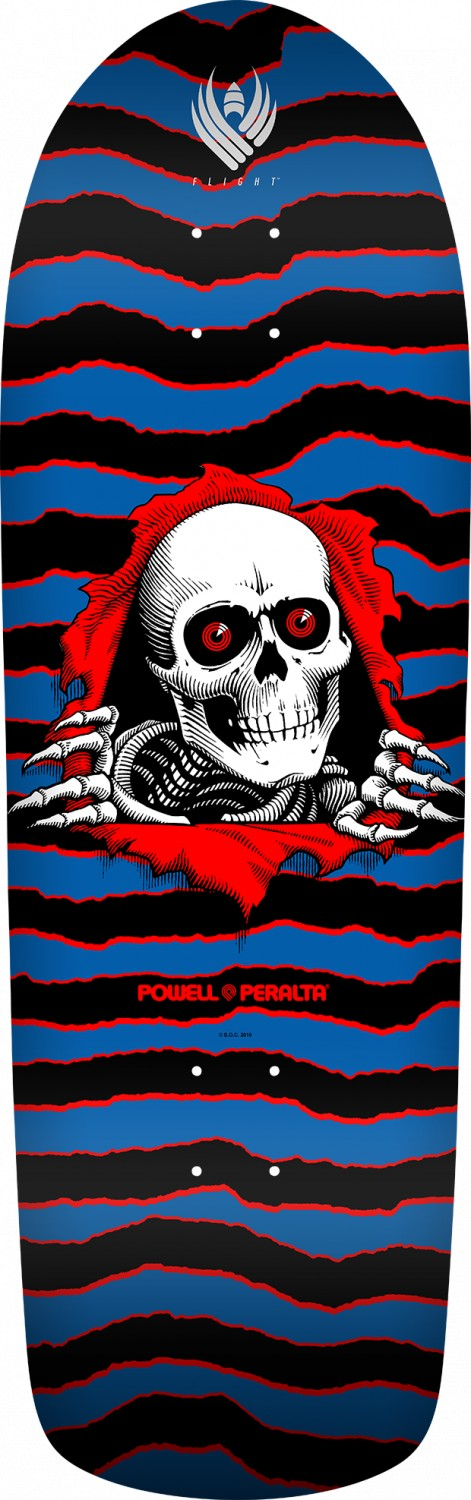 Powell Peralta Ripper 02 Flight® Skateboard Deck