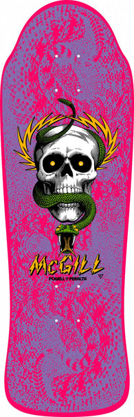 Powell Peralta Bones Brigade Mike McGill 9th Series Reissue Skateboard Deck *Pre Order