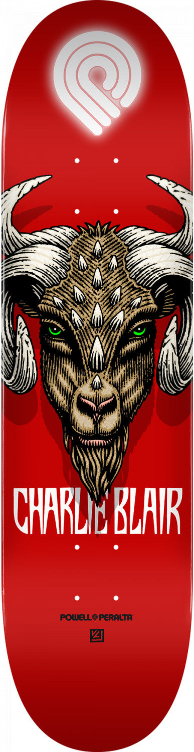 Powell Peralta Charlie Blair Goat 8.25
