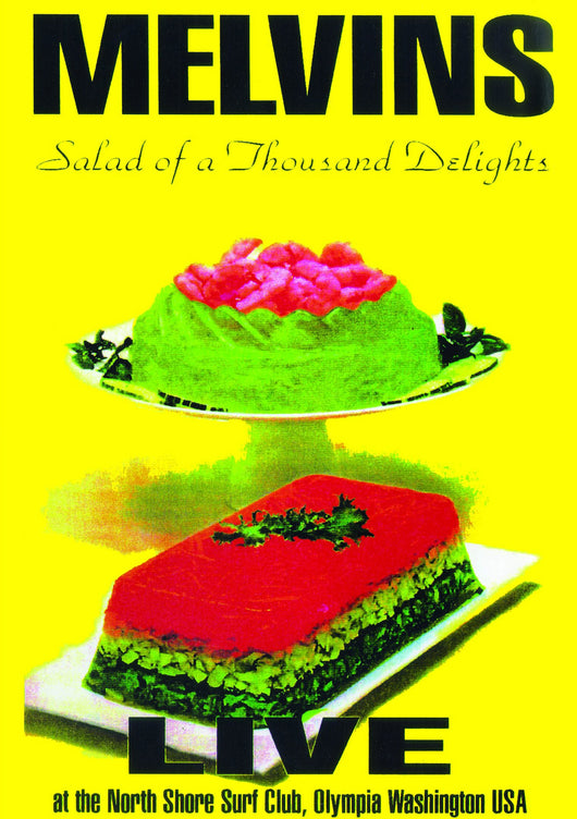 Melvins - Salad Of A Thousand Delights DVD