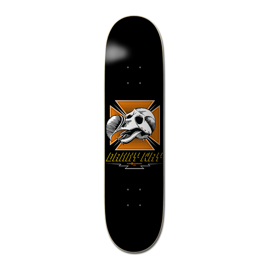 Plan B Danny Way Dodo Never Issued Skateboard Deck