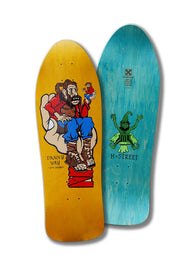 H-Street Danny Way Giant OG Collector Skateboard Deck
