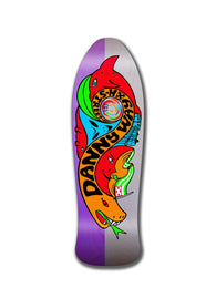 H-Street Danny Way Black Hole OG A Series Skateboard Deck