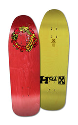 H-Street Danny Way Train Skateboard Deck