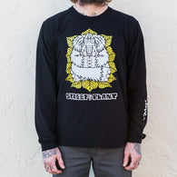 Street Plant Mike Vallely Buddha Elephant Long Sleeve T-Shirt