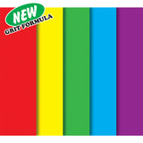 Mob Color Skateboard Grip Tape (Red, Yellow, Green, Blue, or Purple)