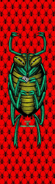 Powell Peralta The Bug Graphic Premium Skateboard Grip Tape **Pre-Order**