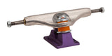 Independent Stage 11 Hollow Silver Ano Purple Skateboard Trucks