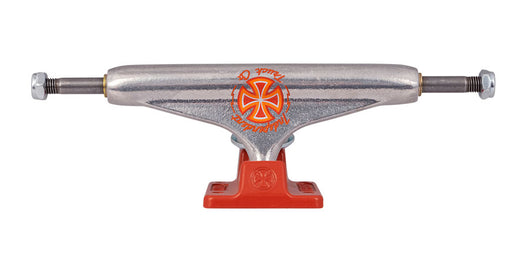 Independent Stage 11 Pro Milton Martinez Silver Red Standard Skateboard Trucks *Pre-Order