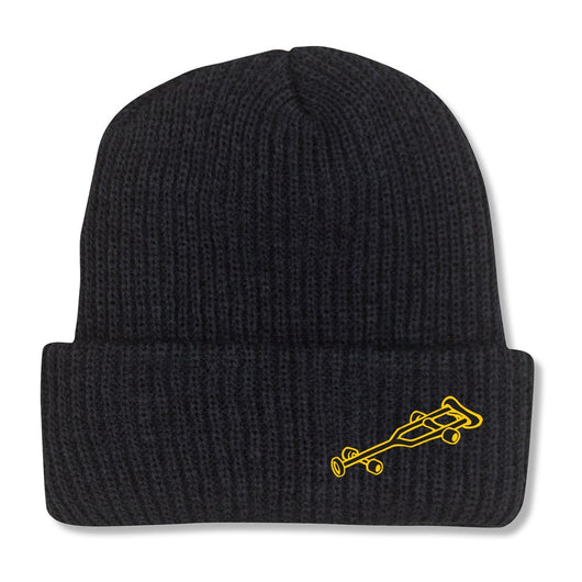 Black Label Skateboards OG Crutch Beanie