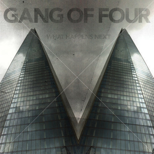 Gang Of Four - What Happens Next Limited Edition Vinyl LP
