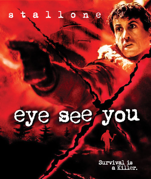 Eye See You: Special Edition BLU-RAY