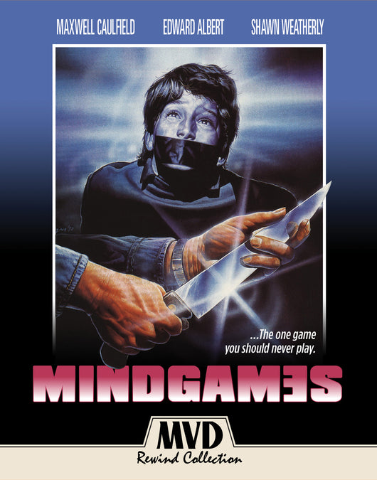 Mind Games (Special Edition) Blu-Ray