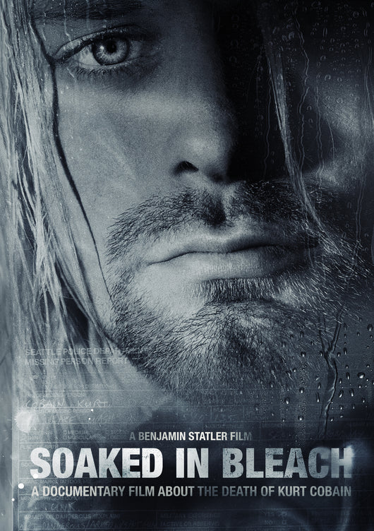 Soaked In Bleach DVD Kurt Cobain Courtney Love Nirvana