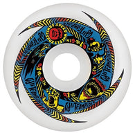 Wheels OJ II Team Rider 61mm/97a Skateboard Wheels - TheDarkSlide