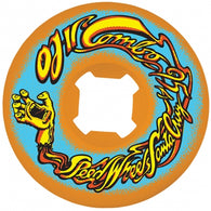 Santa Cruz OJ II Elite 56mm Mini Combos 95a Skateboard Wheels