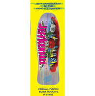 Santa Cruz Old School Kendall Pumpkin Anniversary Re-Issue Deck **PRE-ORDER**