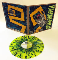 Hammerhead - Into the Vortex LP green splatter color vinyl Haze XXL Gatefold Art Edition