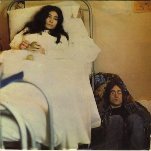 John Lennon / Yoko Ono - Unfinished Music No. 2: Life With The Lions LP