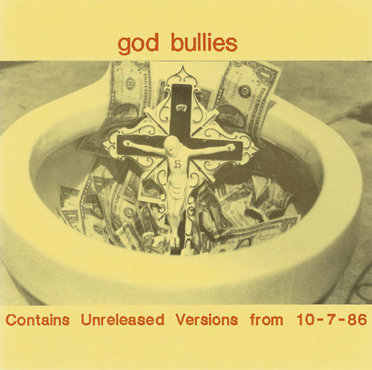 Music God Bullies - Tell Me / Creepy People 7