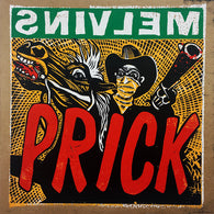 Melvins Snivlem - Prick Pink/Red CV LTD LP Amrep Haze xxl