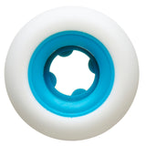 Ricta Cores Neon Blue 53mm 101a Skateboard Wheels