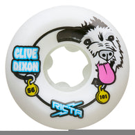 Ricta Clive Dixon Toby Pro Wide 56mm 101a Skateboard Wheels