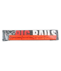 Skate Pig Wheels Orange Skateboard Rails - TheDarkSlide