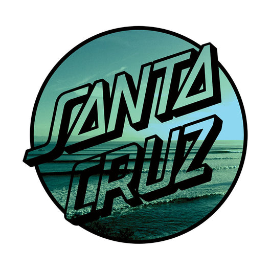 Santa Cruz Homebreak Sticker