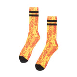 Santa Cruz Jeff Kendall Catalog Mens Crew Socks