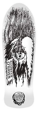 Santa Cruz O'Brien Reaper My Colorway Skateboard Deck *Pre-Order*
