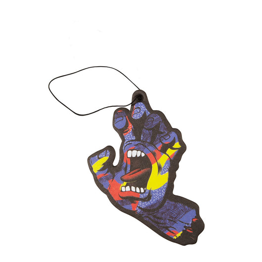 Santa Cruz Screaming Hand Primary Air Freshener