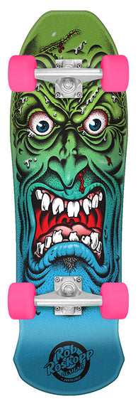 Santa Cruz Rob Face Mini Old School Cruzer Complete Skateboard