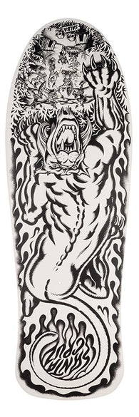 Santa Cruz Salba Tiger My Colorway Skateboard Deck