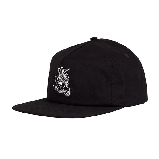 Santa Cruz Snake Bite Low Profile Strapback Unstructured Hat