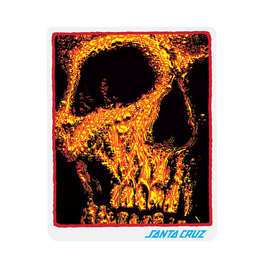 Santa Cruz Street Creep Redux Sticker