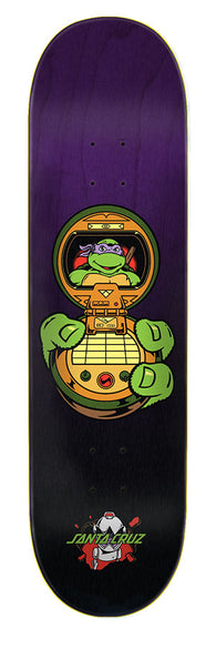 Santa Cruz / Teenage Mutant Ninja Turtles Donatello TMNT Skateboard Deck