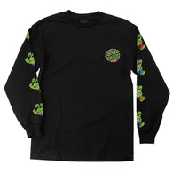 Santa Cruz x Teenage Mutant Ninja Turtles TMNT Sewer Dot Long Sleeve T-Shirt