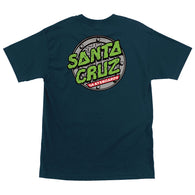 Santa Cruz x Teenage Mutant Ninja Turtles TMNT Sewer Dot T-Shirt